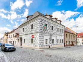 Pronájem restaurace, 364 m², Klatovy, ul. Čs. legií