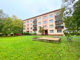 Prodej bytu 1+1, 38 m², Chlumec, ul. Krušnohorská