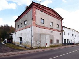 Prodej nájemního domu, 2265 m², Meziměstí, ul. Dlouhá