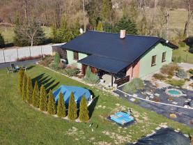 Prodej, rodinný dům, 4+kk, 125 m², Těrlicko, ul. Boční