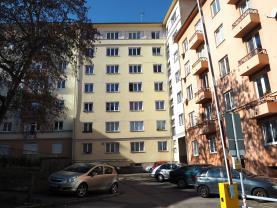 Pronájem bytu 2+1, 62 m², Karlovy Vary, ul. Horova