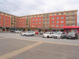 Prodej bytu 1+1, Příbram, ul. náměstí 17. listopadu