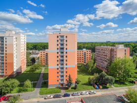 Prodej, byt 3+1, 75 m2, Pardubice - Dubina, ul. Bartoňova