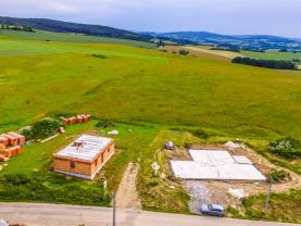 Prodej pozemku k bydlení, 1363 m², Milejovice