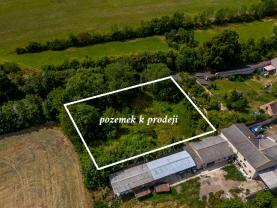Prodej pozemku k bydlení, 1540 m², Vchynice