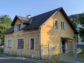 Prodej rodinného domu 5+kk, 725 m2, Krásný Les - Damice