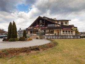 Prodej hotelu, 23062 m², Rožnov pod Radhoštěm