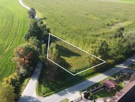 Prodej pozemku k bydlení, 737 m², Ločenice