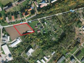 Prodej pozemku, 6667 m², Rybitví, Pardubice