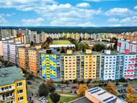 Prodej bytu 3+1 v Plzni, ul. Žlutická