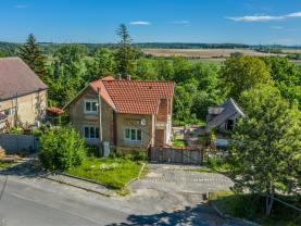 Prodej, rodinný dům, Tuřice