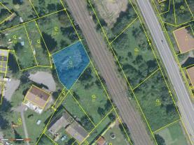 Pronájem zahrady, 492 m², Stvolová