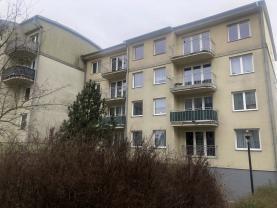 Pronájem bytu 2+kk, Tábor, ul. Maredova