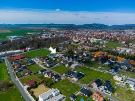Prodej pozemku k bydlení, 905 m², Klatovy
