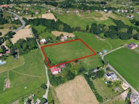 Prodej pozemku k bydlení, 8610 m², Rychvald