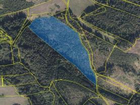 Prodej lesa, 65225 m², Postřelmůvek