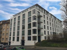 Pronájem bytu 1+kk, 40 m², Praha, ul. Primátorská