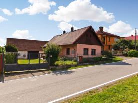 Prodej rodinného domu, 1014 m², Šebířov