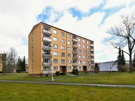 Pronájem, byt 1+kk, 24 m2, Mariánské Lázně, ul. Kubelíkova