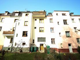 Pronájem bytu 1+1 v Karlových Varech, ul. 1. máje