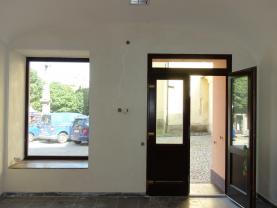 Pronájem obchod a služby, 27 m², Česká Třebová, ul. Hýblova