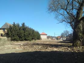 Prodej stavebního pozemku, 1054m2, Lišany