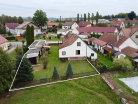 Prodej rodinného domu, 160 m², Nová Ves u Chýnova