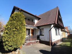 Prodej rodinného domu v K. Varech, ul. Hornická kolonie