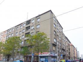 Pronájem, byt 2+1, 52 m2, Praha 7 - Holešovice
