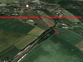 Prodej, pole, 10224 m², Holubice