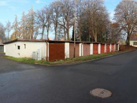 Prodej garáže, 22 m², Žďár nad Sázavou, ul. Rybníček
