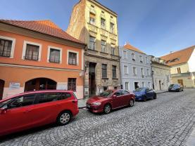Prodej nájemního domu, 690 m², České Budějovice, ul. Plachého