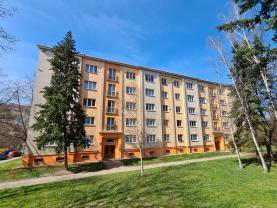 Pronájem bytu 2+1, 69 m2, Praha 10 - Strašnice, ul. Sečská