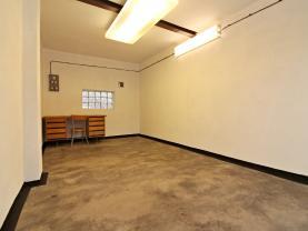 Prodej garáže, 20 m², Česká Lípa, ul. Kovářova