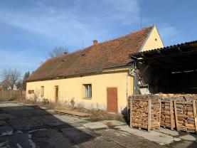 Prodej rodinného domu, 1632 m², Přehýšov