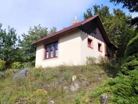 Prodej chaty, 44 m², Klášterec nad Ohří