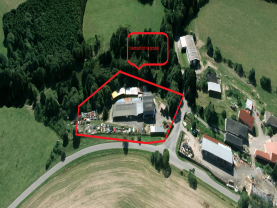 Prodej, výrobní objekt, 9775 m², Nadějkov