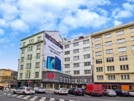 Pronájem bytu 3+kk, 101 m2, Praha-Vinohrady, ul. Vinohradská