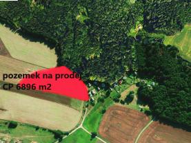 Prodej, orná půda, 20883 m², Dobev