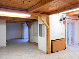 Pronájem komerčního objektu, 60 m², Strakonice