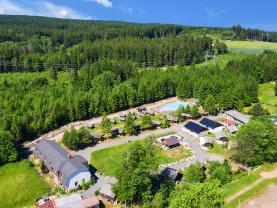 Prodej rekreačního areálu, 26995 m², Borová