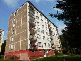 Pronájem bytu 1+1 36 m2 v Kraslicích, ul. Wolkerova