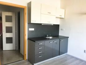 Pronájem, byt 1+kk, 27 m², Zlín, ul. Javorová
