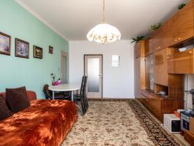 Prodej, byt 2+1, 52 m2, DV, České Budějovice