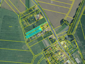 Prodej pozemku, 1843 m², Pavlovice u Kojetína