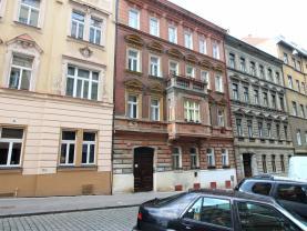 Pronájem, byt 1+1, 45 m², Praha, ul. Letohradská