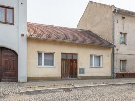 Prodej rodinného domu v Velvarech, ul. Růžová