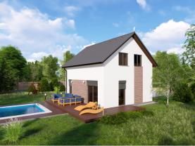 Prodej, rodinný dům, 94 m², Štíhlice, ul. Šíhlická
