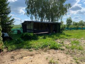 Prodej, zahrada, 640 m², Zborov