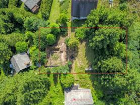 Prodej stavebního pozemku, 405 m², Ostrovec-Lhotka